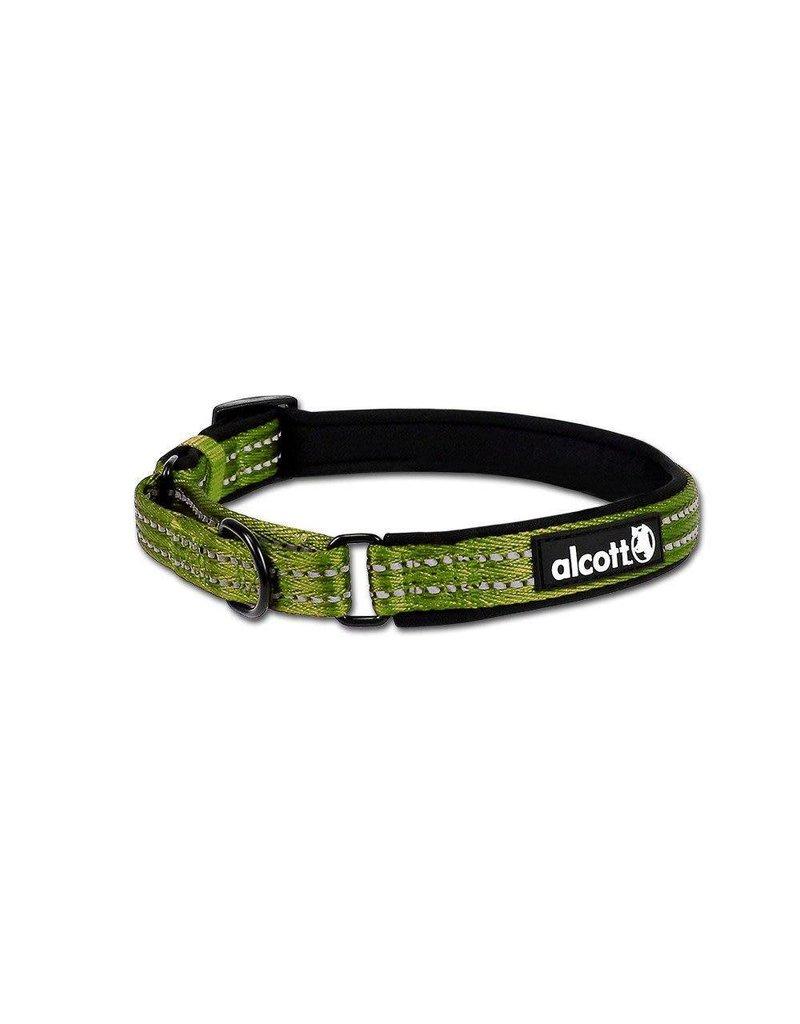 Alcott Martingale Collar Medium Green