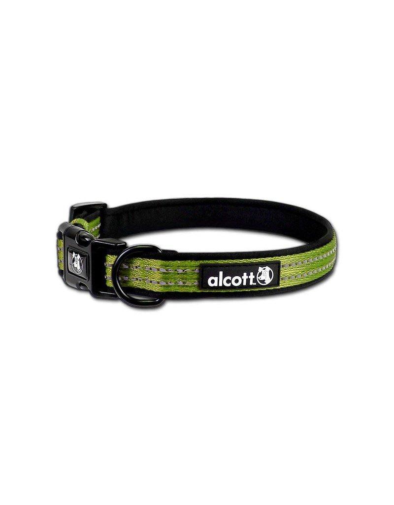 Alcott Adventure Collar Medium Green
