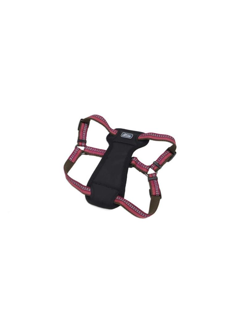 "Coastal Padded Harness Berry 1""W 30""L"