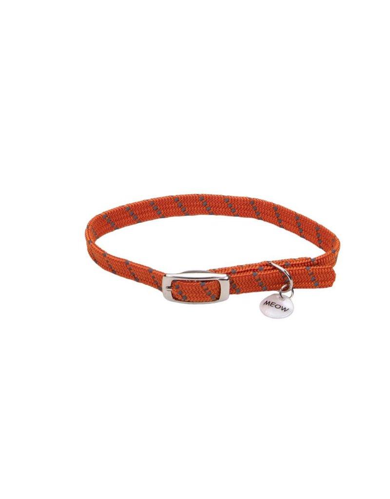 "Coastal ElastaCat Collar Orange 10""L"