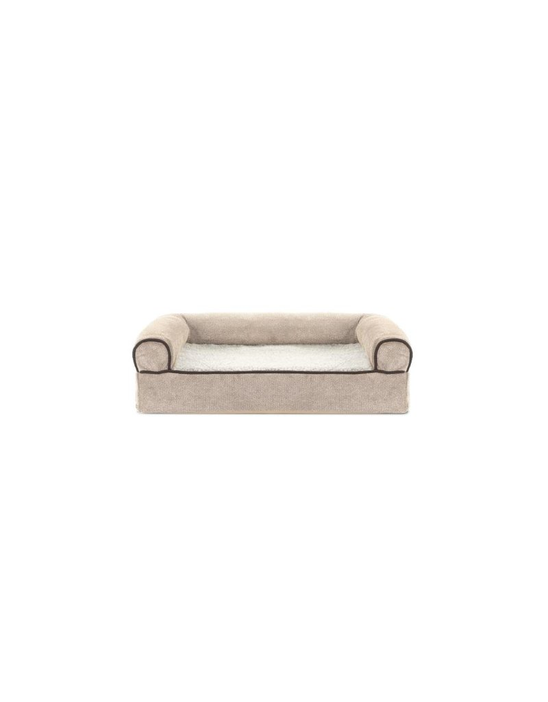 Peachy Orthopedic Sofa Bed Lrg Faux Fleece Chenille Creativecarmelina Interior Chair Design Creativecarmelinacom