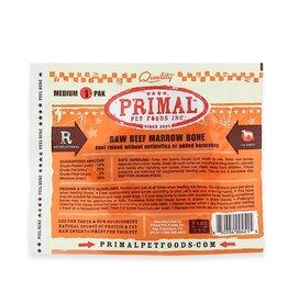Primal Pet Frozen Beef Marrow Bone Medium