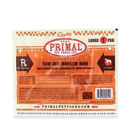 Primal Frozen Raw Beef Marrow Bone Large
