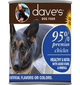 Dave's Can Dog 95% Chick 13oz