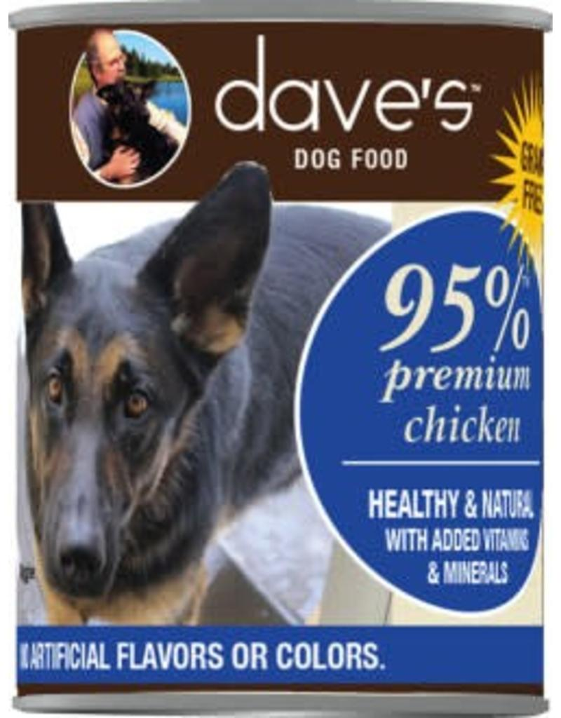Dave's Dog 95% Chicken 13oz