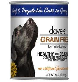 Dave's Can Dog GF Bf Veg 13oz
