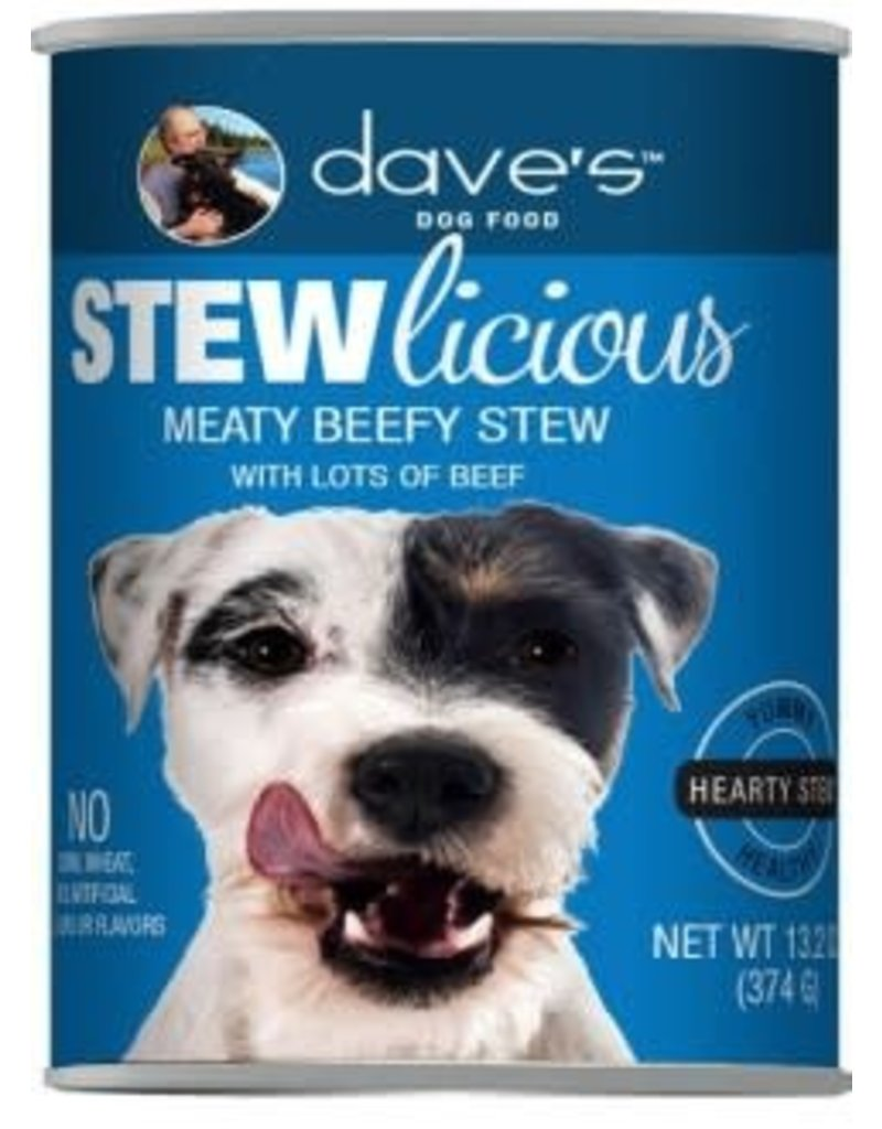 Dave's Stewlicious Meaty Beef Stew 13.2oz
