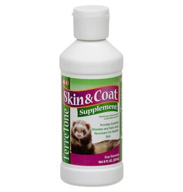 8 in 1 FerreTone Skin & Coat Ferret Food Supplement 8oz