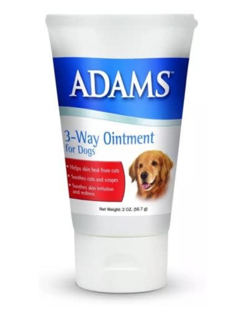 Adams 3-Way Ointment for Dog 2oz