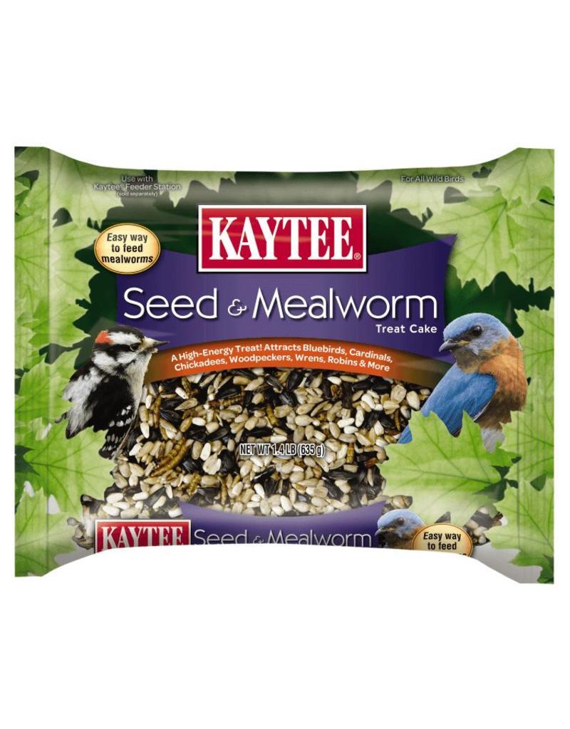 KayTee Mealworm Cake, 1.4lb