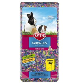 KayTee Clean & Cozy Birthday Cake Bedding, 1500 cu in