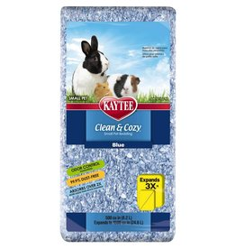 KayTee Clean & Cozy Blue Bedding, 1500 cu in