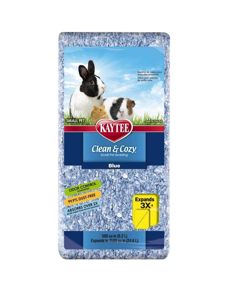 KayTee Clean & Cozy Blue Bedding 24.6L