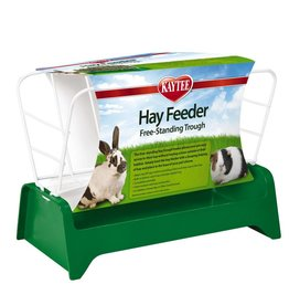 KayTee Free Standing Trough Hay Feeder