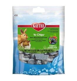 KayTee Mixed Berry Flavor Yo Chips 3.5oz