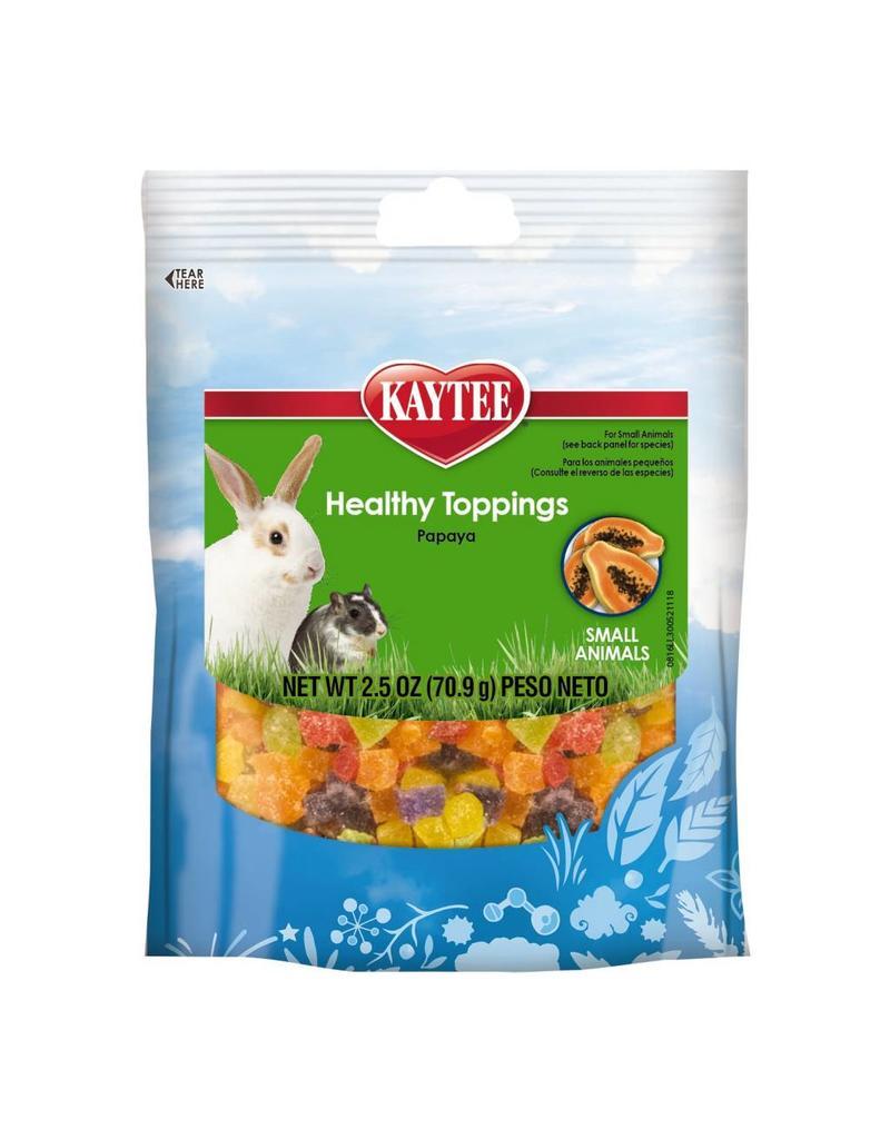 KayTee Fiesta Healthy Toppings Papaya 2.5oz