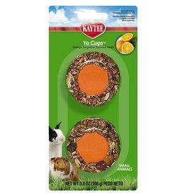 KayTee Fiesta Yogurt Cup Orange Tangerine 3.8oz
