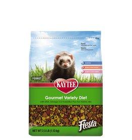 KayTee Fiesta Ferret Food, 2.5lb