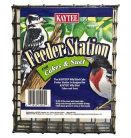 KayTee Cakes & Suet Feeder Station