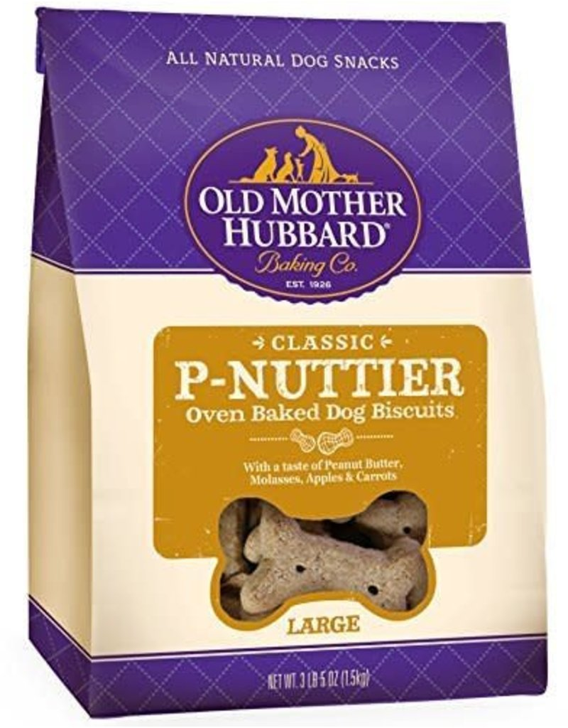 Old Mother Hubbard P-Nuttier Large 3lb 5oz