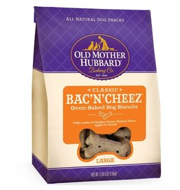 Old Mother Hubbard Classic Bac'N'Cheez - Large, 3lb 5oz