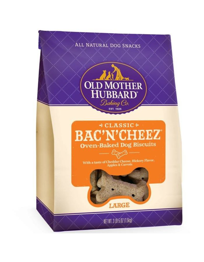 Old Mother Hubbard Bac'N'Cheez  Large 3lb 5oz