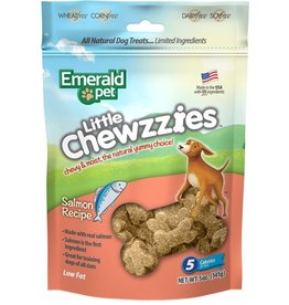 Emerald Chewzzies Treat Salmon 5oz