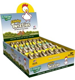 Emerald Chicky Twizzies 12in