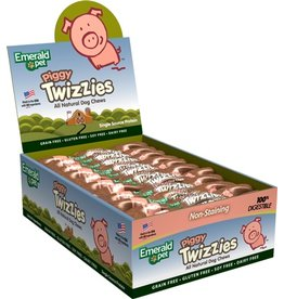 Emerald Piggy Twizzies 6in