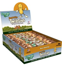 Emerald Peanutty Twizzies 9in