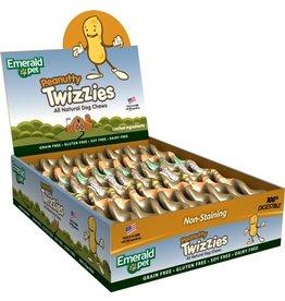 Emerald Pet Peanutty Twizzies 12in