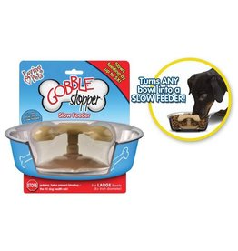 Loving Pets GobbleStopper Slow Feeder Large
