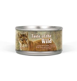 Taste of the Wild Canyon River Feline Trout/Salmon in Gravy 5.5oz