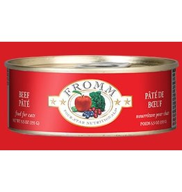 Fromm Family Cat Beef Pate' 5.5oz