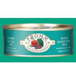 Fromm Cat Grain Free Salmon & Tuna Pate' 5.5 oz