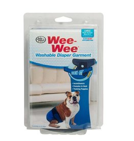 Four Paws Wee Wee Diaper Garment Lg