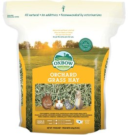 Oxbow Animal Health Orchard Grass Hay 15oz