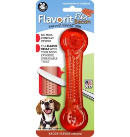 Pet Qwerks Flavorit Flex™ Bacon Flavor Infused Large