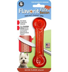 Pet Qwerks Flavorit Flex™ Bacon Flavor Infused Medium