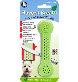 Pet Qwerks Flavorit™ Breath Mint Infused Medium