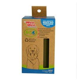 Wee-Wee Wall Mount Poop Bag Dispenser 200ct