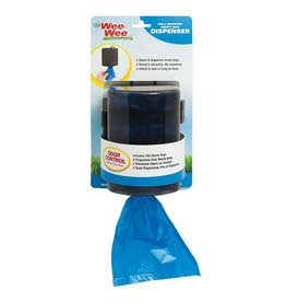 Four Paws Wee-Wee Wall Display w/Odor Control Bags 6/1ct