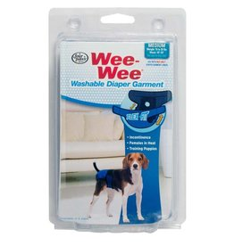 Four Paws Wee-Wee Diaper Garment M