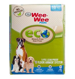 Four Paws Wee -Wee ECO Pads 10 pack