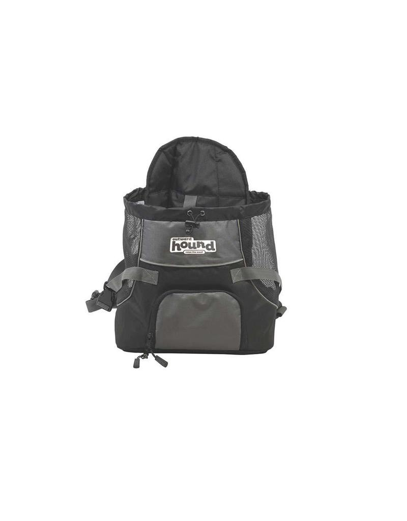 Outward Hound Pooch Pouch Front Carrier Gray Small