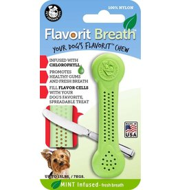Pet Qwerks Flavorit™ Breath Mint Infused Small