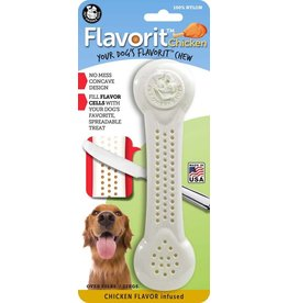 Pet Qwerks Flavorit™ Bone Chicken Flavor Infused X-Large