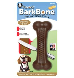 Pet Qwerks Flavorit® BarkBone™ Peanut Butter Flavor Infused Medium