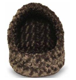 FurHaven Ultra Plush Hood - Chocolate
