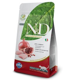 Farmina Adult Cat Chicken & Pomegranate Grain Free, 3.3 lbs.